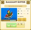 Galliant Gifter Tier 4