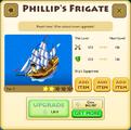 Cpt. Phillip's Frigate Tier 7