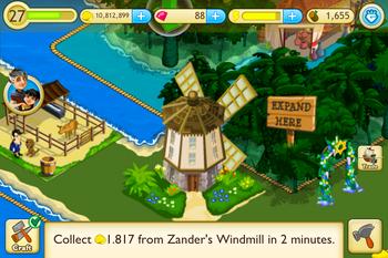 Zander's Windmill