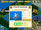 Pirate crusher tier 5