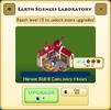 Earth Sciences Laboratory Tier 3