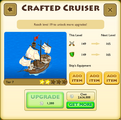 Crafted Cruiser Tier 7
