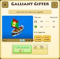 Galliant Gifter Tier 2