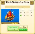 The Crimson Sun Tier 9