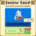 Snow Ship Tier 4