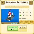 Cpt. Richard's Battleship Tier 4