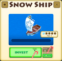 Snow Ship Tier 1