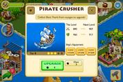 Pirate Crusher lv 8