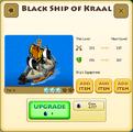 Black Ship of Kraal Tier 3