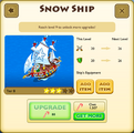Snow Ship Tier 8
