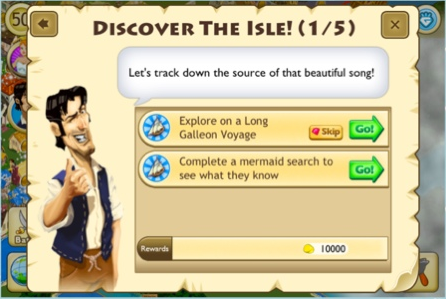 Discover the Isle! Part 1
