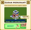 Cloak Merchant Tier 2