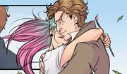 Eighth Doctor issue 1 Doctor and Josie