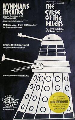 Curse of the Daleks programme