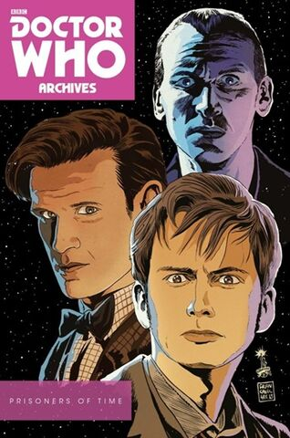 File:Doctor Who Archives Prisoners of Time.jpg