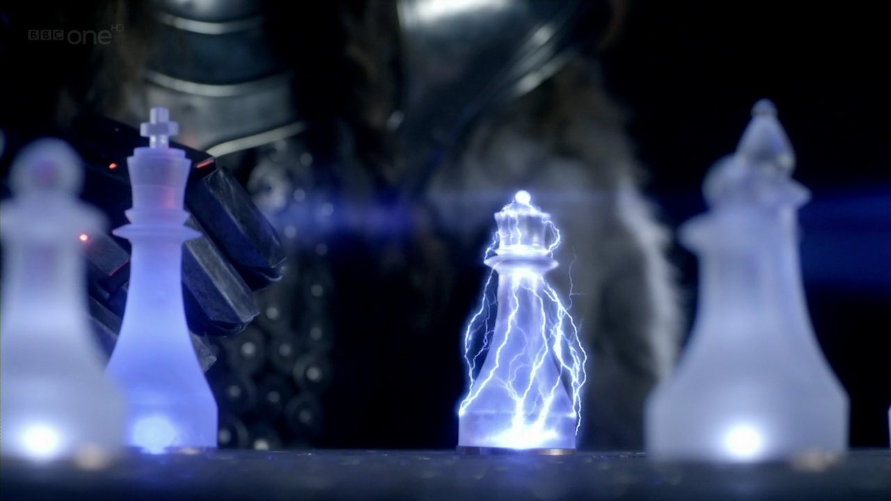 Image result for doctor who live chess