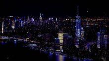 New York (The Return of Doctor Mysterio)