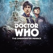 BBCstore Underwater Menace cover