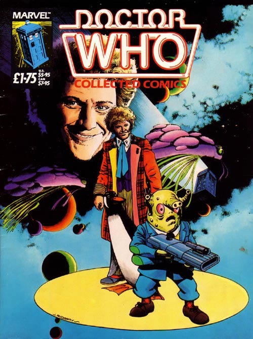 Doctor Who Collected Comics | Tardis | FANDOM powered by Wikia
