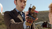 DNA detector The Day of the Doctor
