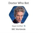 Doctor Who Bot