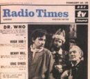 Radio Times: The 1960s