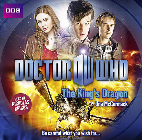 File:The King's Dragon Audiobook.jpg