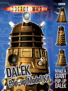 Dalek Popup Model Kit