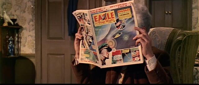 File:Dr Who reading Eagle.jpg