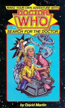 Search for the Doctor UK