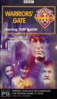 Warriors Gate VHS Australian cover