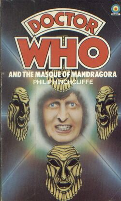 Masque of Mandragora novel