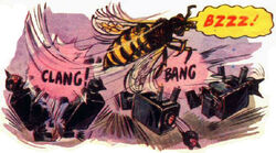 The killer wasps