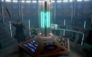 11th tardis interior