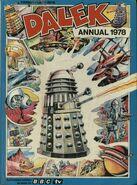 Dalek Annual 1978