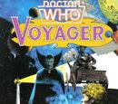 Doctor Who Magazine graphic novels