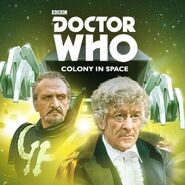 BBCstore Colony in Space cover