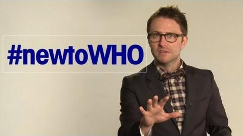 NewtoWHO Chris Hardwick's Appeal to Doctor Who fans everywhere - Tweet Your DOCTOR WHO Story Now!