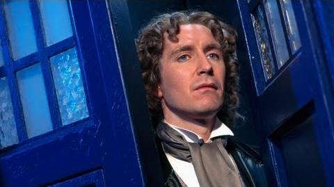 DOCTOR WHO Revisited Eighth Doctor PAUL McGANN - Aug 31 BBC AMERICA