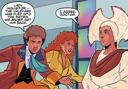 Prologue The Sixth Doctor