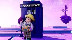 LEGO Dimensions - Doctor Who SDCC Trailer