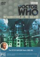 Resurrection of the daleks region4
