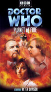 Planet of Fire VHS US cover