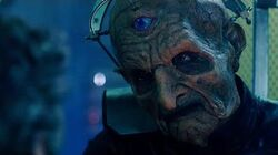 Davros Opens His Eyes - The Witch's Familiar - Doctor Who - BBC