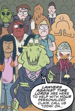 Lawyers Against Time Lords 2