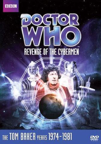 File:Revenge of the Cybermen DVD US cover.jpg