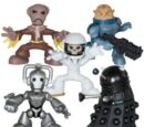 Character Options Time Squad action figures