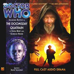 The Doomsday Quatrain cover