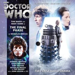 Final Phase Cover