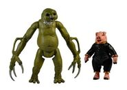 Slitheen and Space Pig
